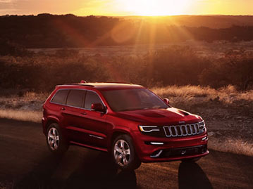 Promotion Jeep Grand Cherokee