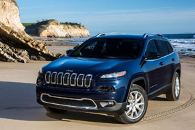 Jeep Cherokee Trailhawk 2014  neuf