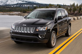 Jeep Compass Limited 2014 neuf
