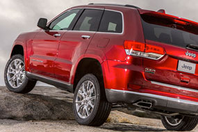 Jeep Grand Cherokee Limited 2014 neuf