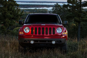Jeep Patriot Limited 2014 neuf
